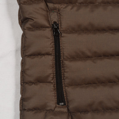 Topical everyday classic Brown gillet