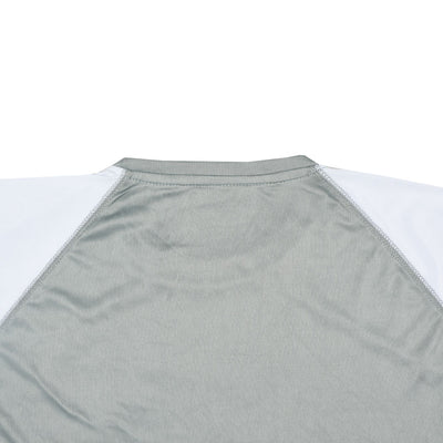 Voltage Spark Dry Fit Grey Long Sleeve
