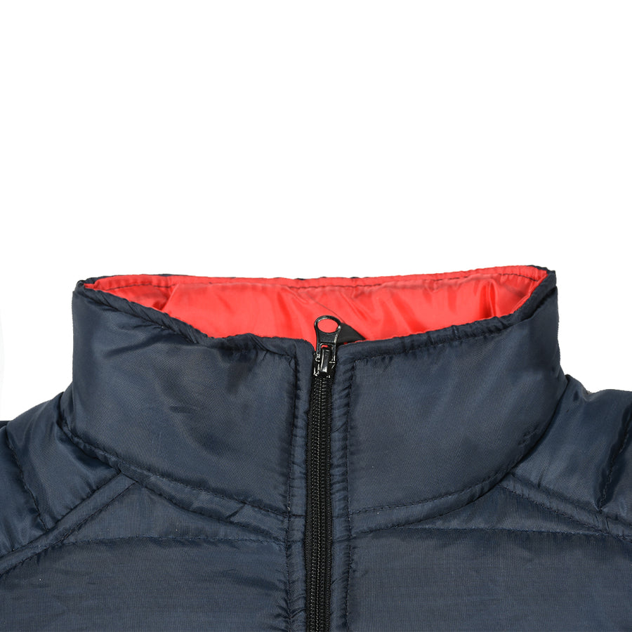 Funkys exclusive padded Navy Gillet