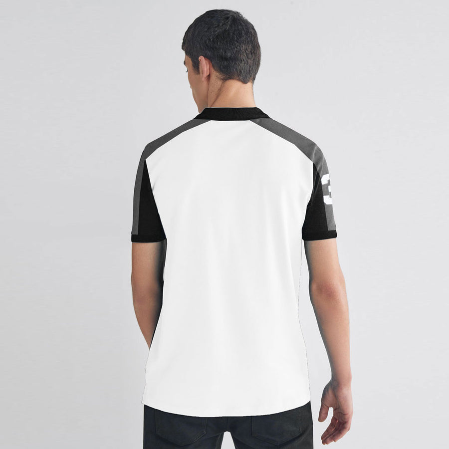 Solace Flex High Black Essential Polo