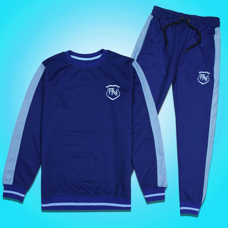 Funkys FN Side Panel Premium Blue Track Suit