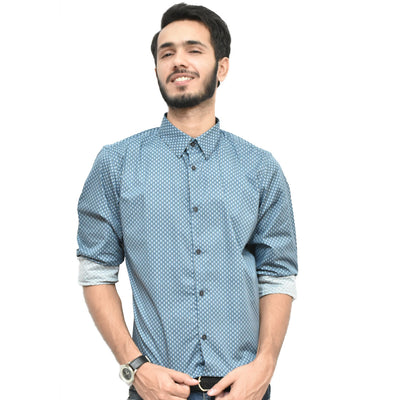 ZR Zinc Long Sleeves Casual Shirt