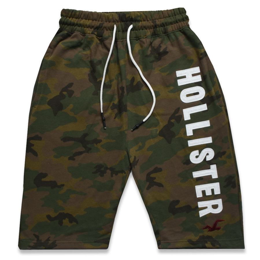 Camouflage Difinitive Terry Shorts