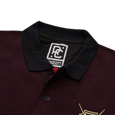DNGRS Golf Pique Polo Shirt - Deeds.pk