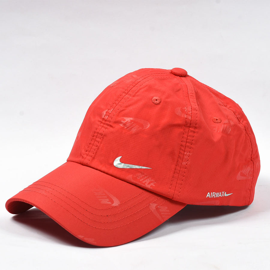 AirMax Dry fit Red P-Cap