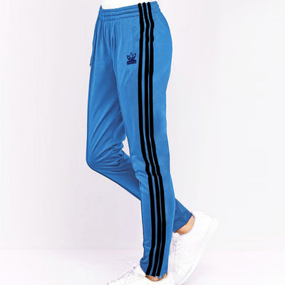 Poly Summer 3 Stripes Trouser