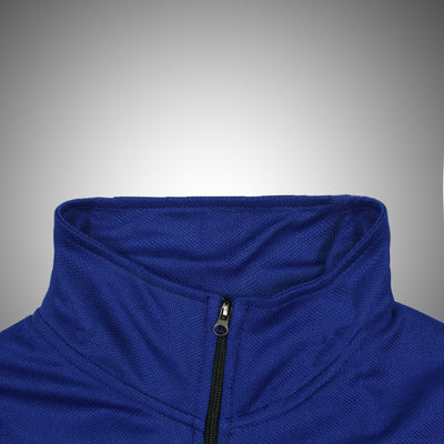 Funkys men's zipper funnel neck  jacket