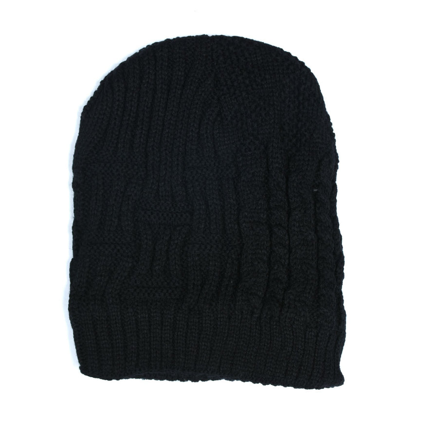 Voguish inside fur beanie