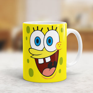 Spongebob Smiling