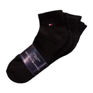Tommy Hilfiger Pack of 3 Low Cut Ankle Socks