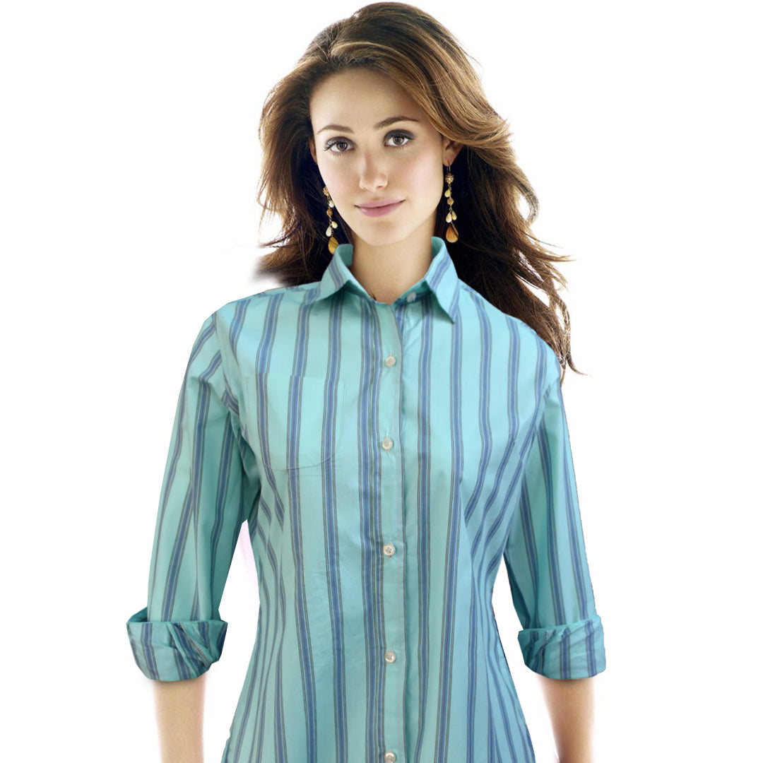 Funky's Ladies Semi Formal  B-QUALITY Shirt