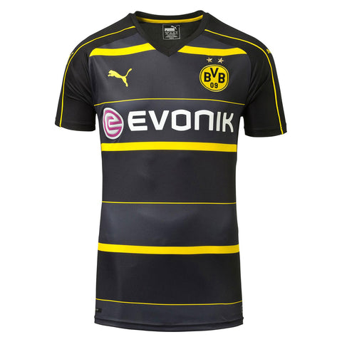 Dortmund Black Away Jersey 16-17
