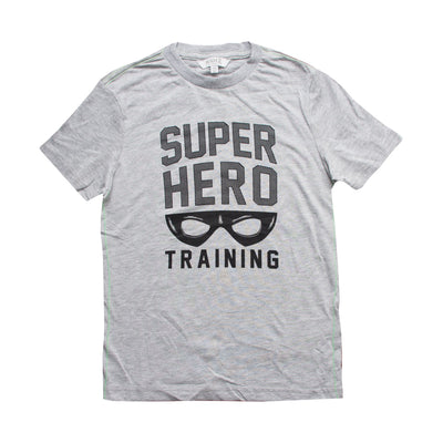 Kid's Super Hero Training  T-shirt - Deeds.pk