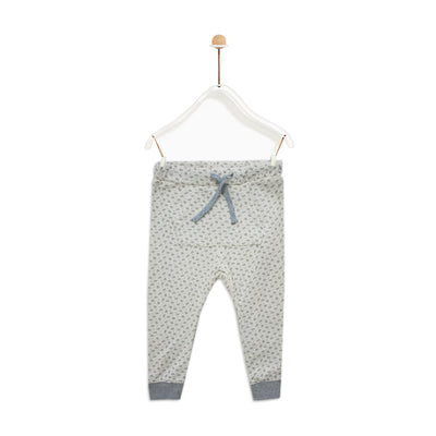 Baby Girl Leaf Print Trousers ( 3 MONTHS TO 3 YEARS )