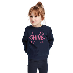 Lefties Blue Shine Kids Sweat Shirt