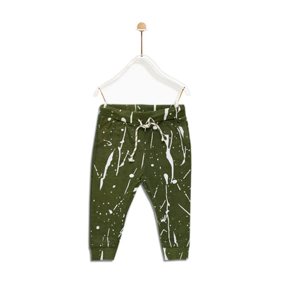 Baby Boy Splashes Printed Trouser ( 6 MONTHS TO 3 YEARS )