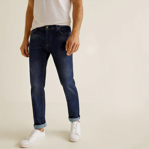 Mango Hamilton Skinny Fit Denim
