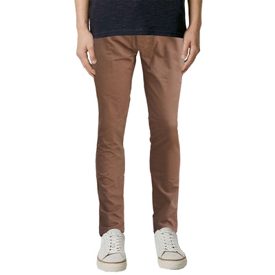 Topman Rust Slim Straight Fit Chino - Deeds.pk