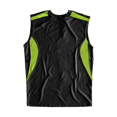 Starting Point Sports Black Vest - Deeds.pk