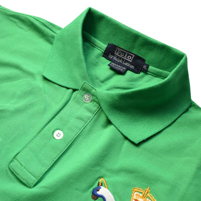 Ralph Lauren Shamrock Polo Shirt - Deeds.pk