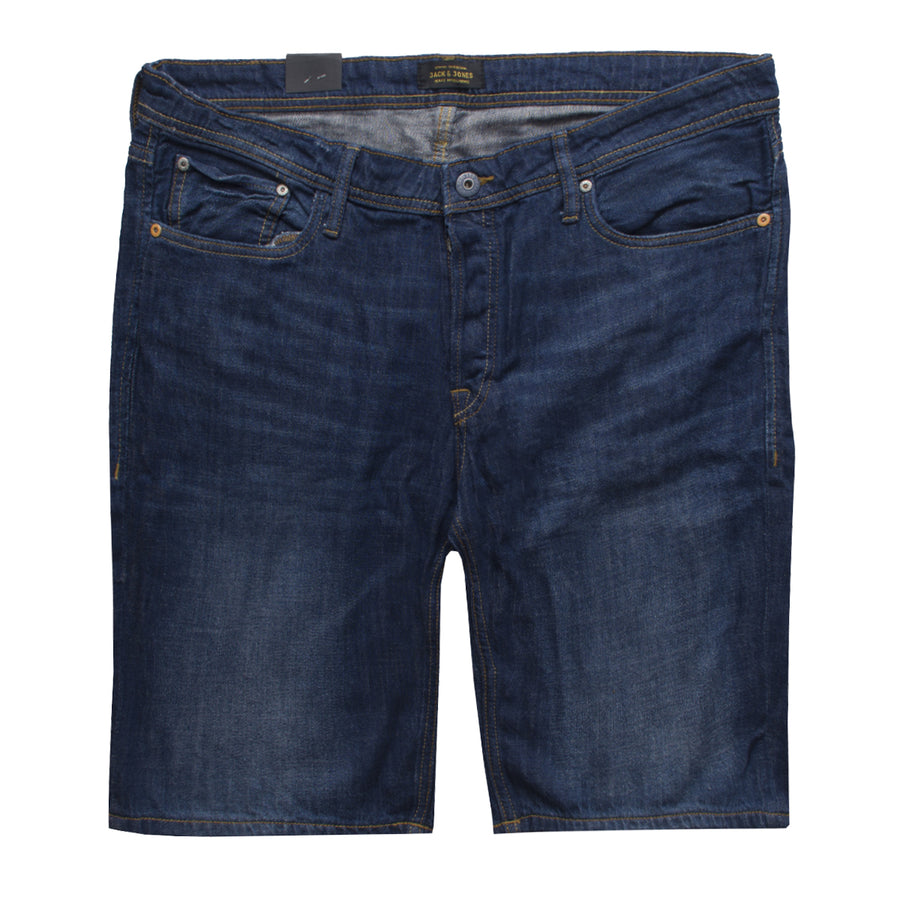 Jack & Jones Blue Denim Shorts - Deeds.pk