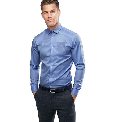 Funkys Premium Plain Formal Shirt