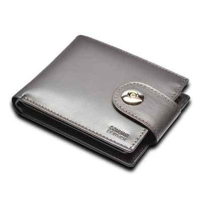 MG Magnetic Clasp Wallet - Deeds.pk