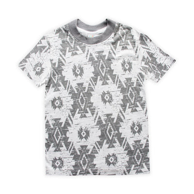 Kid's Aztec Pattern T-shirt - Deeds.pk