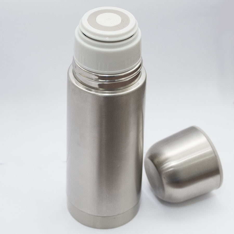 Plain Seamless Vacuum Travel Bottle