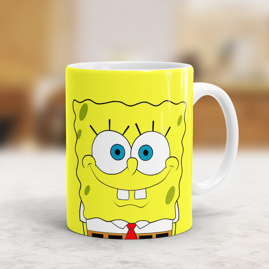 Spongebob All-Over Yellow
