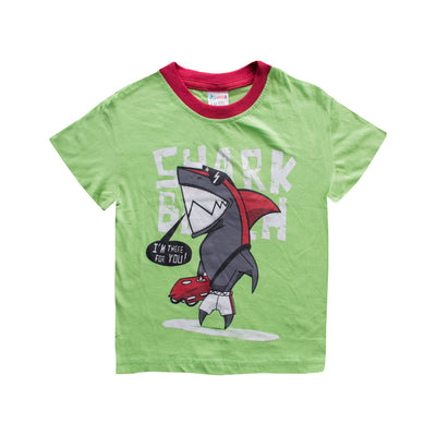 Kid's Rescue Shark T-shirt - Deeds.pk