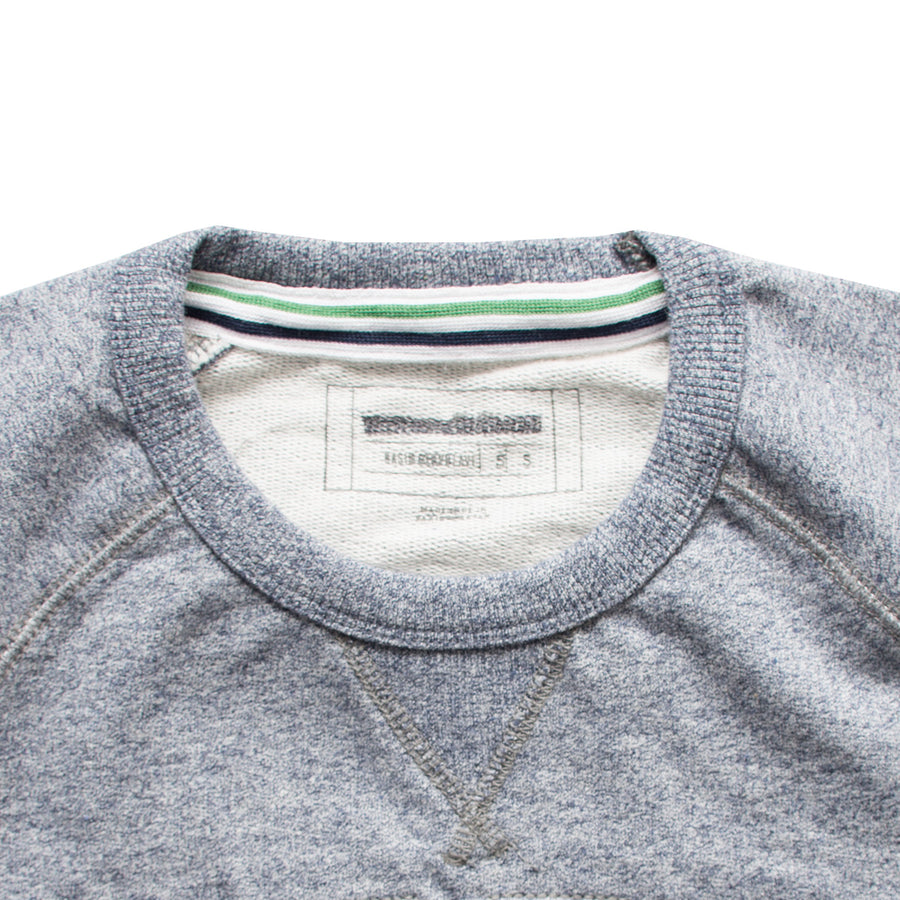 Tom Tailor Rebel Indigo Grey Sweat Shirt - Deeds.pk