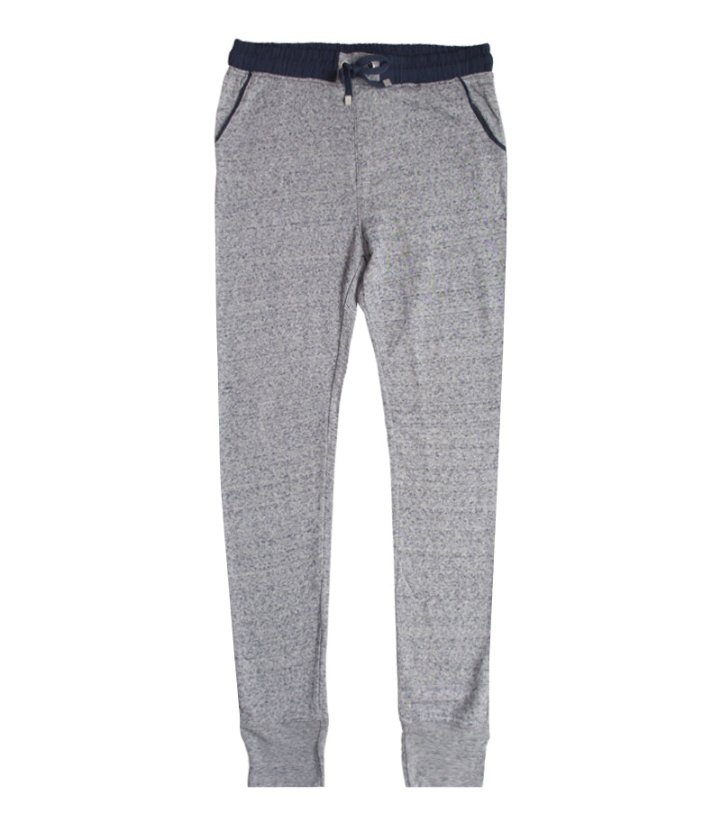 Women Bershka Heather Gray Jogger Pants - Deeds.pk