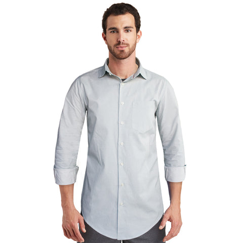Burton Micro Pattern Semi Formal Shirt