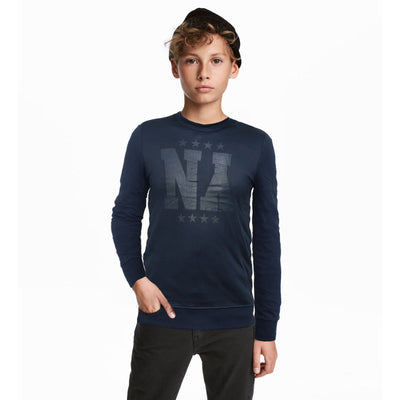 TRNVA Full Sleeves Boys T-Shirt