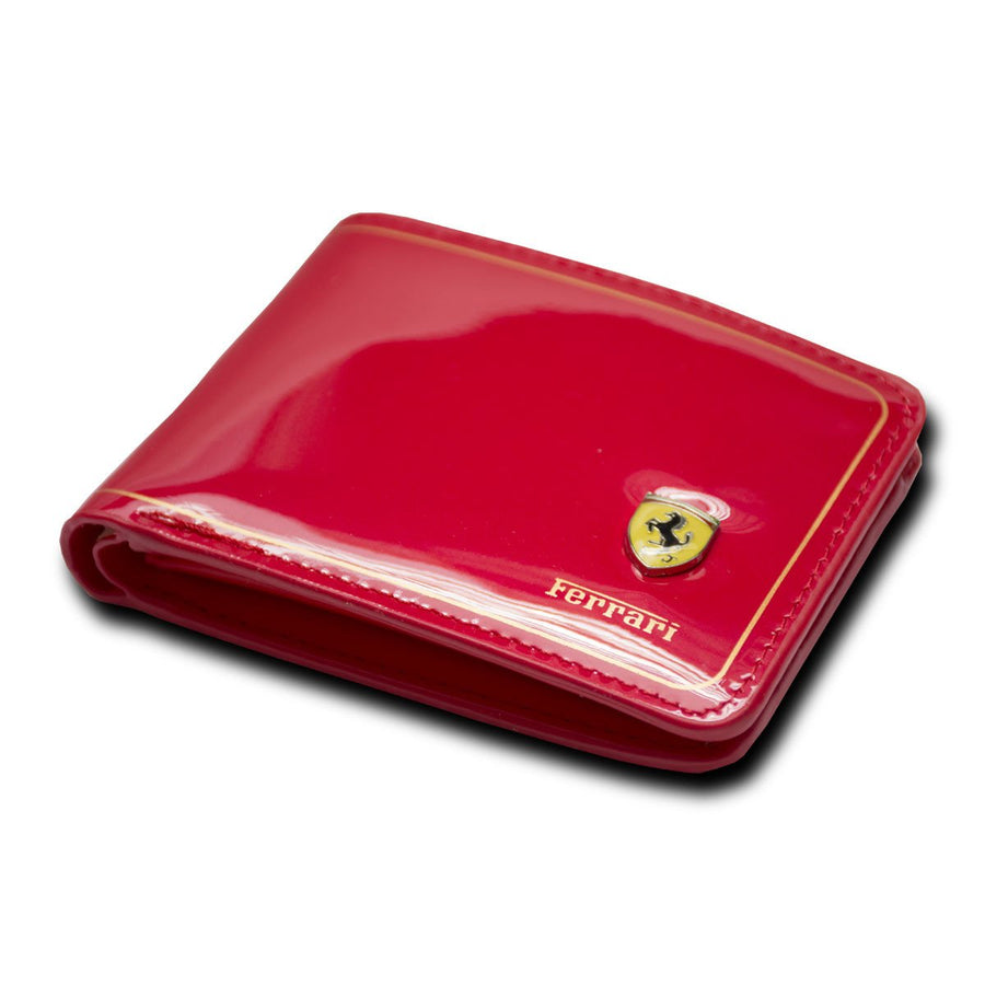 Ferrari Shine Look Wallet - Deeds.pk