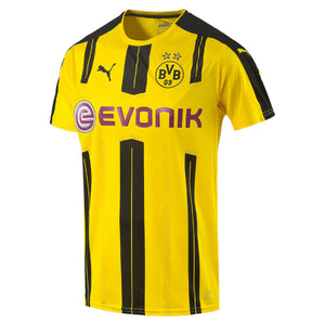 Dortmund Yellow Away Jersey 16-17