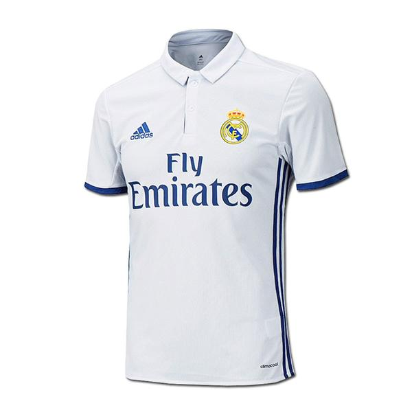 premium selection dfe5a cb91c Real Madrid Bale Home Jersey 2016/2017