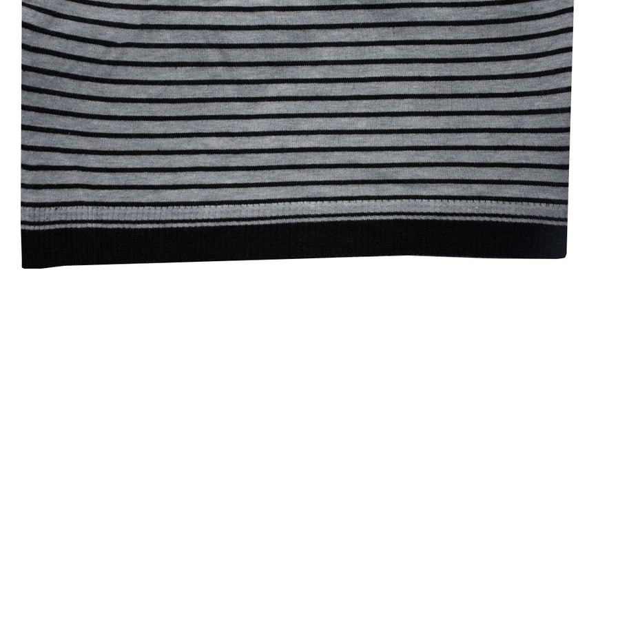 Funkys Black Striped One Size Hoodie