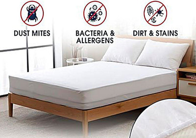 High Living Waterproof Mattress Protector