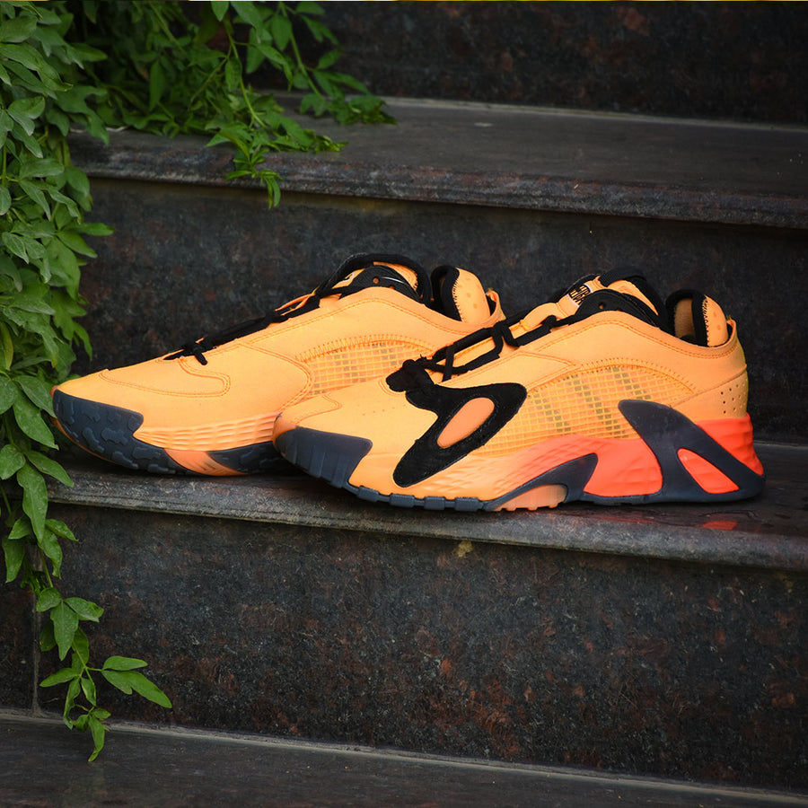 YUNG-96 LIGHT STRIKE ORANGE SHOES
