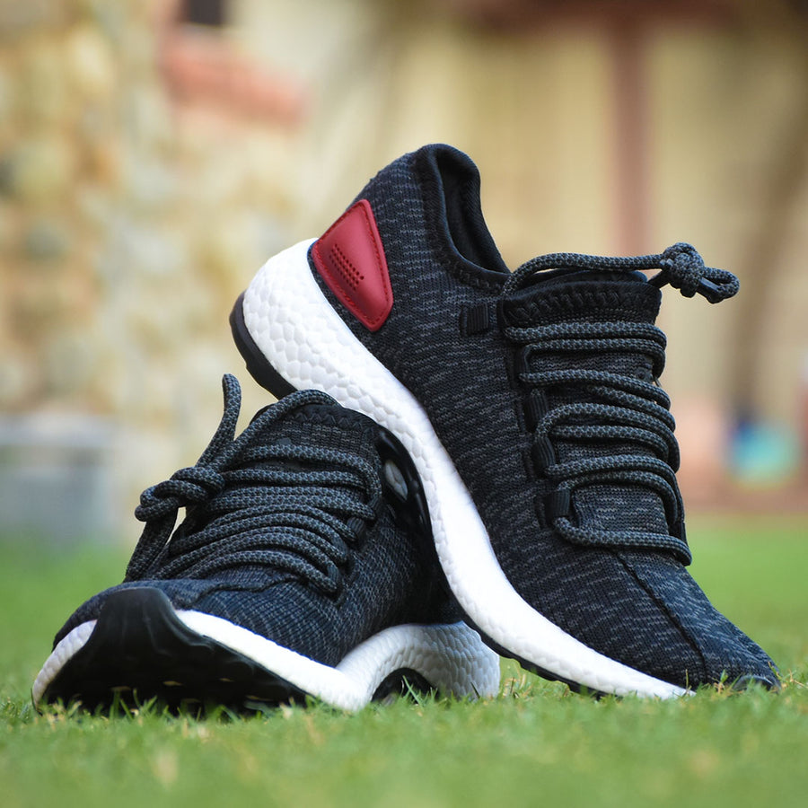 PURE BOOST ENDLESS ENERGY Black SHOES