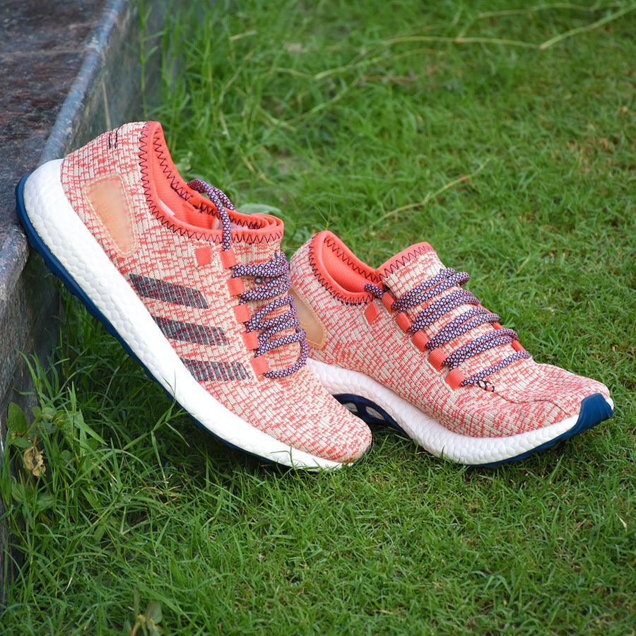 PURE BOOST ENDLESS ENERGY CORAL RED SHOES