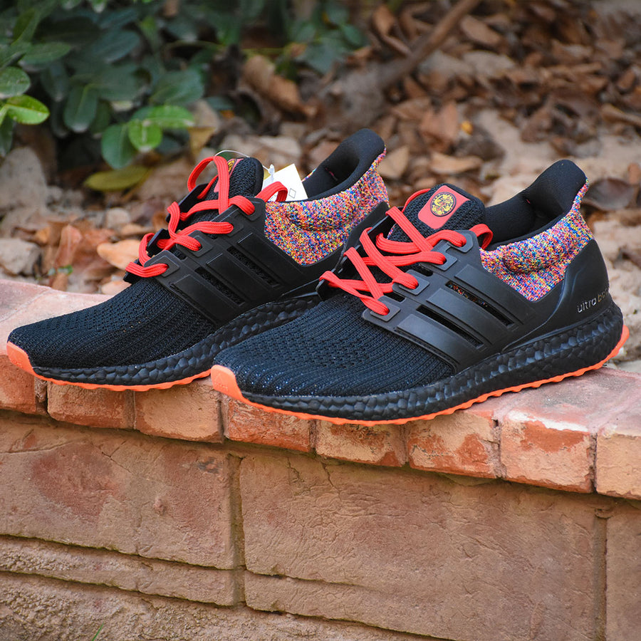 ULTRA BOOST MULTI SPECKLE TORSION SYSTEM SHOES