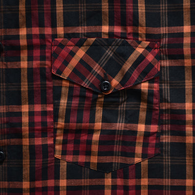 Splash Tartan Checkered Full Sleeves Casual Shirt - Deeds.pk