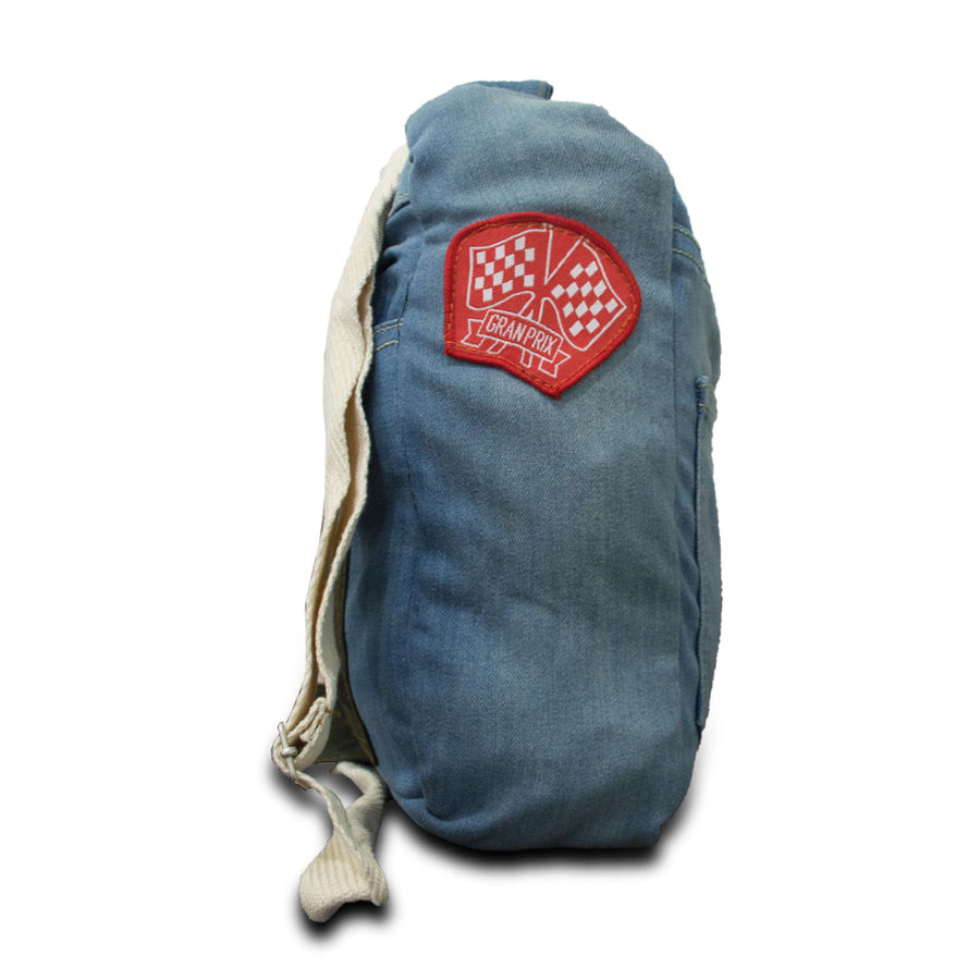 Funkys 1892 Ocean Blue Denim Bag