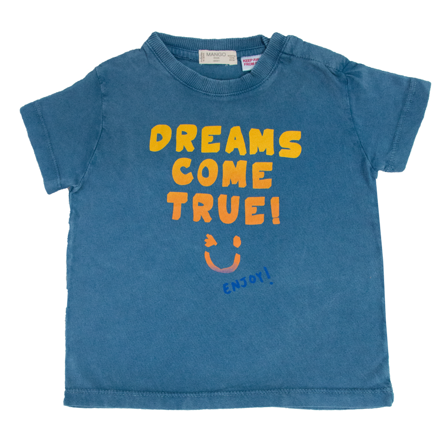 MGO Carolina Dreams Baby T-Shirt ( 9 MONTHS TO 3 YEARS )