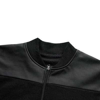 ZR Classic Patch Bomber Jacket