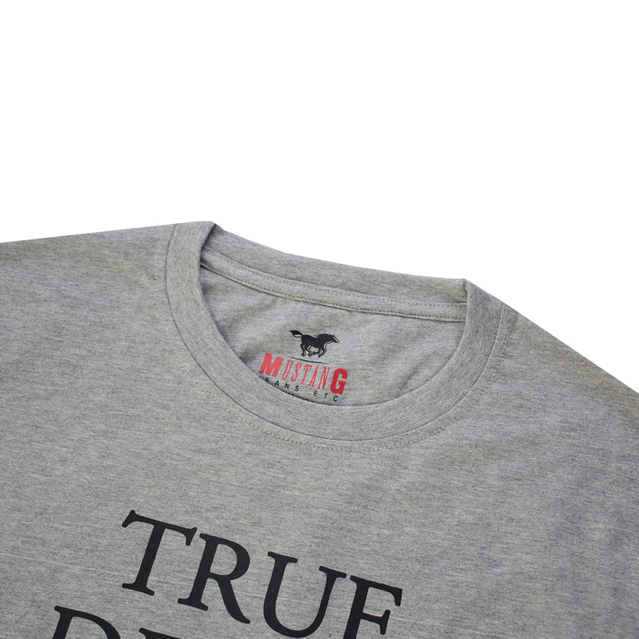 True Denim Grey T-Shirt