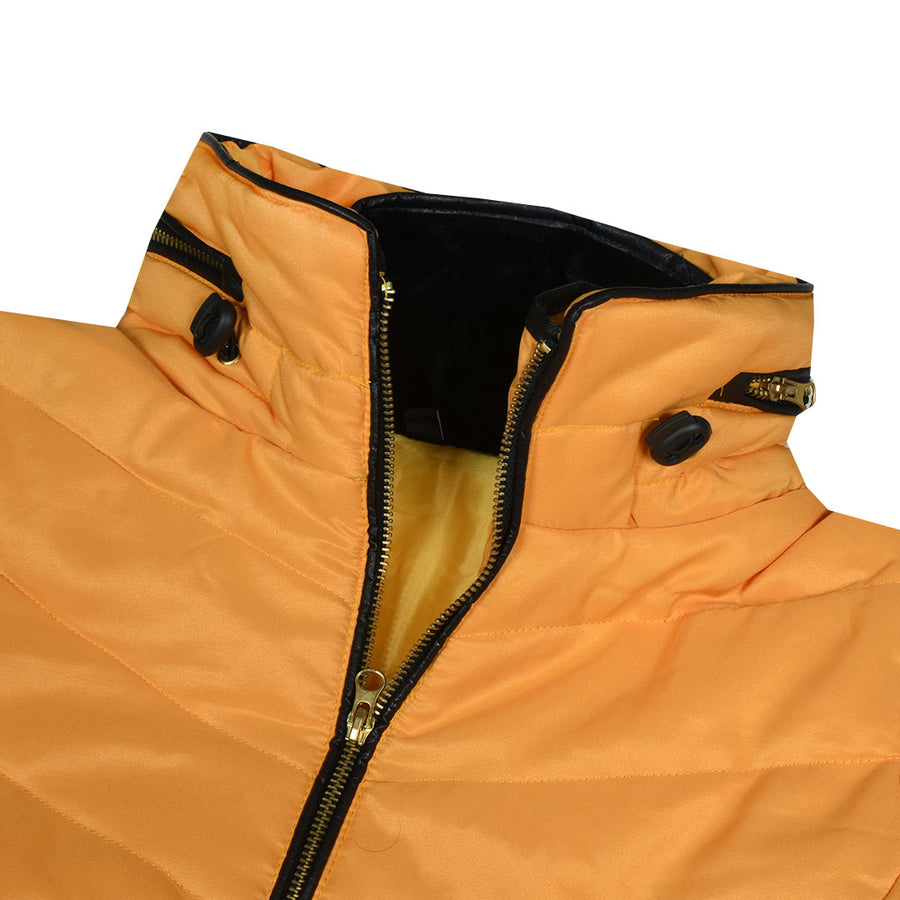 Women Insulate Hybrid Puffer Jacket